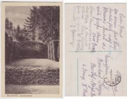 Weimar Belvedere Naturtheater 1916 Gasthof Stempel - Weimar