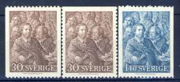 ##C1269. Sweden 1961. Michel 471-72. MNH(**) - Zweden