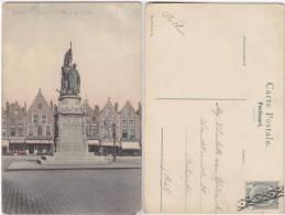 Bruges/Brugge - Statue De Breidel Et De Coninc - Brugge