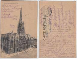 Eglise Saint-Maurice Lille 1916 Deutsche Feldpost - Lille