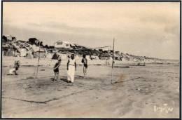FRANCE - L´ILE DE RE - PLAGE DU BOIS - BEACH VOLLEY - Volleyball