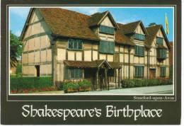 U.K., Stratford-upon-Avon, Shakespaere's Birthplace, 1998 - Stratford Upon Avon