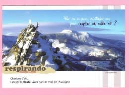 43.- RESPIRANDO . Le Mont Mezenc - France