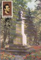 DV 1107) Rumänien Roumania MiNr 3823 MK: 100. Todestag Ciprian Porumbescu, SSt Sugeava 5.6.1983 - Musica
