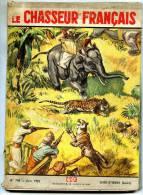 Revue Du  Chasseur  Français  No  748  Du  06 -  1959  (80  Pages) - Fischen + Jagen