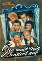 IFK 1696 Geh Mach Dein Fensterl Auf 1953 Gunther Philipp Heimatfilm Hans Olden - Zeitschriften