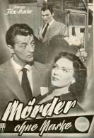 IFK 1925 Mörder Ohne Maske 1954 Second Chance Robert Mitchum Jack Palance Walsh - Zeitschriften
