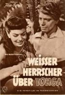 IFK 1940 Weißer Herrscher über Tonga 1954 His Majesty O'Keefe Burt Lancaster USA - Zeitschriften