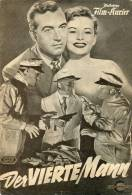 IFK 1949 Der Vierte Mann 1954 Lee Van Cleef John Payne Coleen Gray Jack Elam USA - Zeitschriften