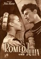 IFK 2036 Romeo Und Julia 1954 Romeo And Juliet William Shakespeare Flora Robson - Zeitschriften