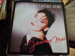 JEANNE MAS - Vinyl Records