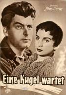 IFK 2152 Eine Kugel Wartet 1955 A Bullet Is Waiting Joan Simmons John Farrow USA - Zeitschriften