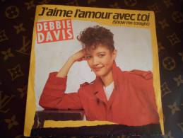DEBBIE DAVIS - Vinyl Records
