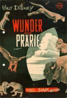 IFK 2387 Wunder Der Prärie 1955 Walt Disney The Vanishing Prairie Büffel USA - Zeitschriften