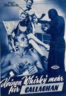 IFK 2545 Keinen Whisky Mehr Für Callaghan 1956 Tony Wright Magali De Veneuil - Zeitschriften