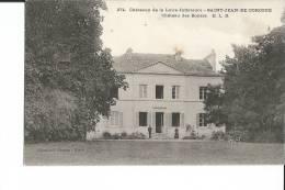 SAINT-JEAN-DE-CORCOUE . Chateau Des Boyers - France