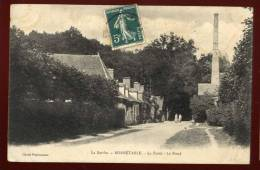 Cpa Du 72  Bonnétable  La Forêt Le Rond      MART2 - Bonnetable