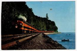 Postcard - Railway, Minnesota   (7409) - Altri