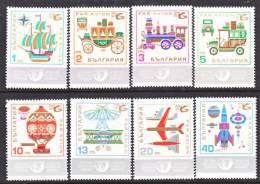 Bulgaria  C 112-19  *  TRANSPORTATION - Airmail