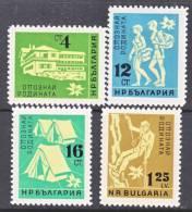 Bulgaria  1170-3  *  CAMPING  HIKING - Bulgaria