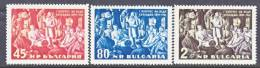 Bulgaria  1174-6  *  CONGRESS - Bulgaria