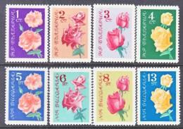 Bulgaria  1210-17   * FLOWERS  ROSES - Bulgaria