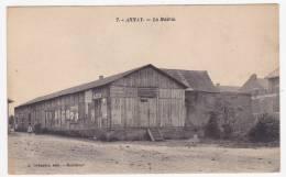 Annay - La Mairie - Edit. A. Deflandre (Hautmont) N° 7 - Autres Communes