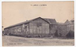 Annay - La Mairie - Edit. A. Deflandre (Hautmont) N° 7 - Otros Municipios