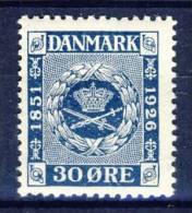 #C1305. Denmark 1926. Michel 155. MNH(**) - Nuovi
