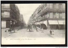 44 - SAINT NAZAIRE - RUE VILLES MARTIN - Saint Nazaire
