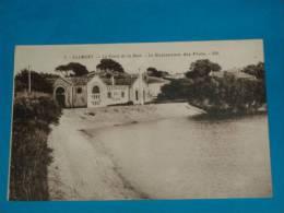 17) Talmont-sur-gironde - N° 7 - Le Fond De La Baie - Le Restaurant Des Flots -   EDIT - Bloc - France