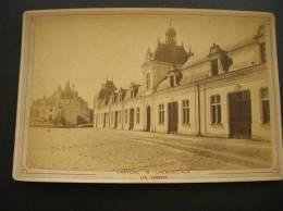 Photo -photographie -ref 121- Chateau De Chenonceaux - Indre Et Loire -les Communs  - Photo Bon Etat- - Foto's