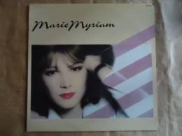 MARIE MYRIAM  // COMME UN COUP DE BLUSH -  VINYLE  33T - Autres - Musique Française