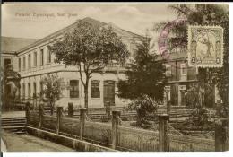CPA  SAN JOSE, Palacio Episcopal  6527 - Costa Rica