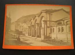 Photo -photographie -ref 105- Royat - Puy De Dome - Etablissement Thermal  -photo Bon Etat - - Lieux