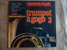 JAMES LAST  * TRUMPET A GOGO VOL 3  *  VINYLE 33 T - Musicals