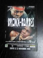 Dépliant 4 Pages (15x21 Cm) : Bronx-Barbès Film De Éliane De Latour - Non Classificati