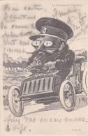 20785 La Roulotte Du Chauffeur, C.L.C - Dessin H Morice Morin ? 1904 - Voitures De Tourisme