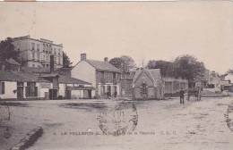 20787 LE PELLERIN - Place De La Bascule - C L C 4 - Boulangerie Charcuterie Bodu - France