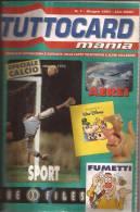 TUTTOCARD MANIA - N. 7 GIUGNO 1997 - Télécartes
