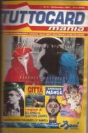 TUTTOCARD MANIA - N. 9 SETTEMBRE 1997 - Telefoonkaarten