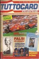 TUTTOCARD MANIA - N. 11 NOVEMBRE 1997 - Telefonkarten
