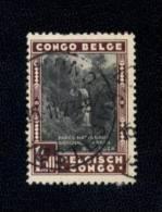 Belgisch Congo - Congo Belge - 1,50F - Nationale Parken - Parcs Nationaux - Congo Belge