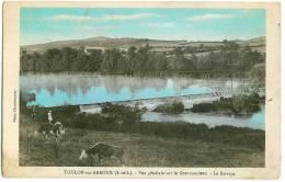Toulon-Sur-Arroux: Barrage Sur Le Gourmandoux - Altri Comuni