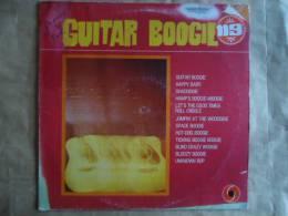 GUITAR BOOGIE SONOCOLOR LP 33 TOURS 08-00010-1 - Vinyl Records