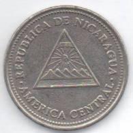 NICARAGUA 1 CORDOBA 1997 - Nicaragua