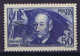 France: Yv 398, Mi 425 , 1938, Neuf Avec ( Ou Trace De) Charniere / MH