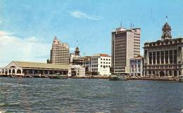 Waterfront Skyline - Singapore