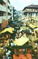 A Chinatown Scene - Singapore