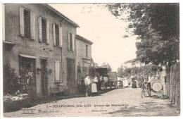81 TARN BELLEGARDE, Près D'Albi, Avenue Des Marronniers - Villefranche D'Albigeois